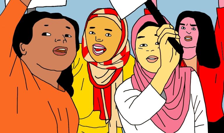 féminisme_islamique_assemblage